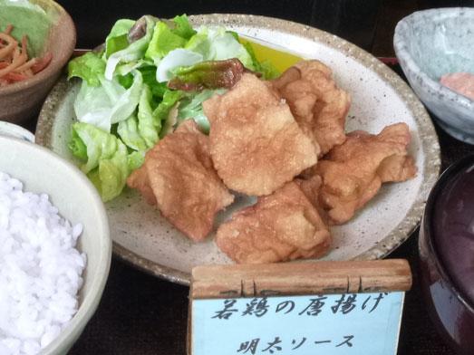 新橋虎ノ門ランチ鶏どりで唐揚げ食べ放題002