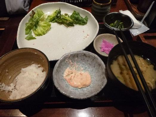 新橋鶏どり虎ノ門店でランチ唐揚げ食べ放題023