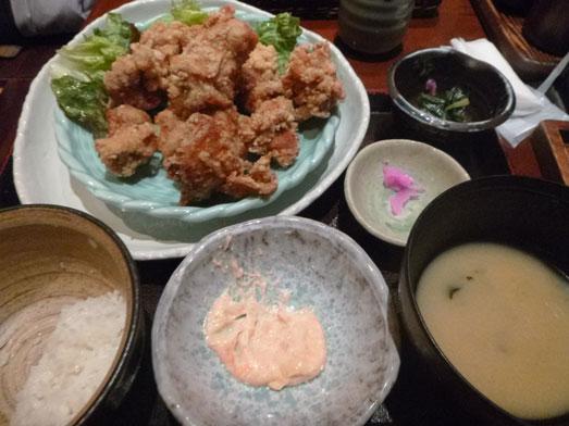 新橋鶏どり虎ノ門店でランチ唐揚げ食べ放題024