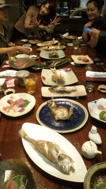 富山8種類魚