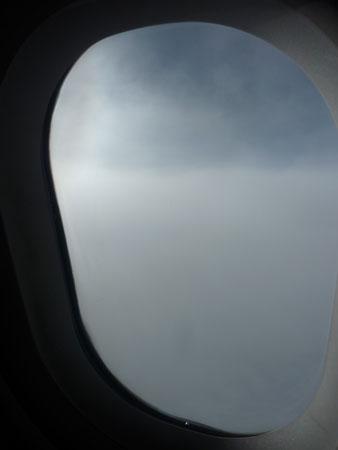 黒い飛行機