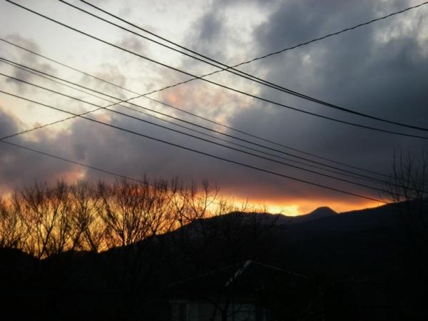 s140113夕焼け