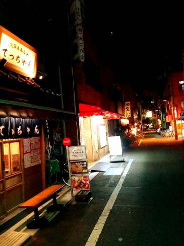 夜の浅草界隈2