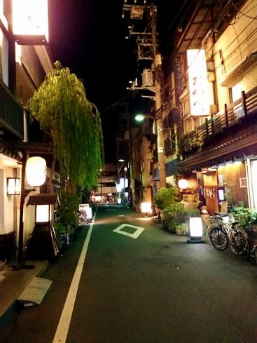 夜の浅草界隈3