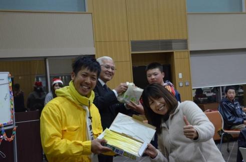 多田さん、黄ニラ大使