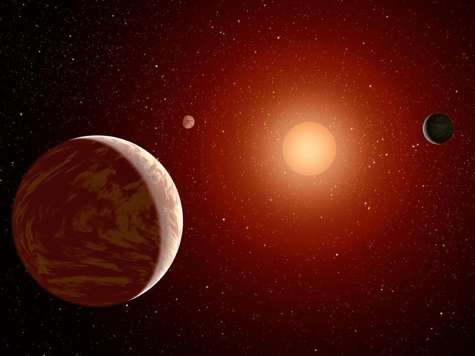 「地球に似た惑星」は銀河系だけで数百億個 ←その割にはなぜ地球に宇宙人が訪ねて来ないのか