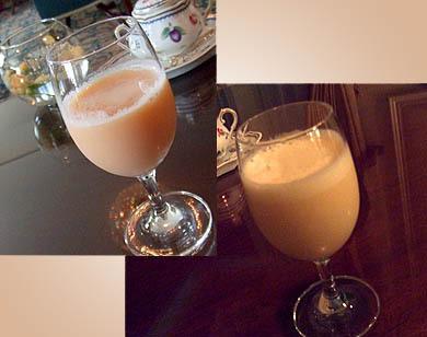 雪麿Lounge-ミックスジュース