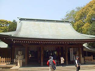 雪麿Lounge-氷川神社