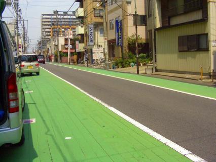 草加旧日光街道