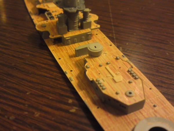 ピットロード 装甲艦アドミラル・グラーフ・シュペーその6