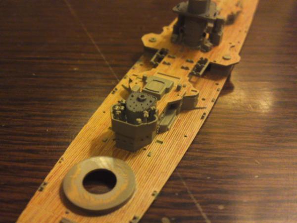 ピットロード 装甲艦アドミラル・グラーフ・シュペーその5