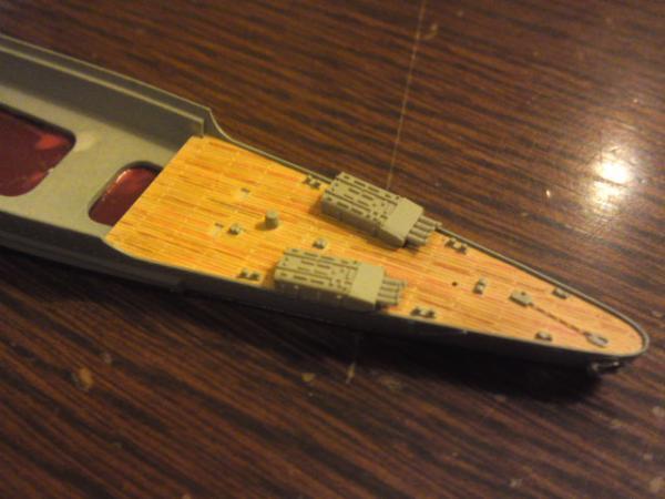 ピットロード 装甲艦アドミラル・グラーフ・シュペーその4