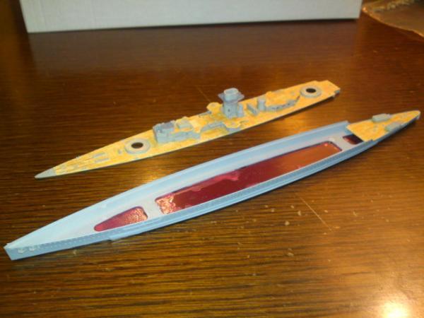 ピットロード 装甲艦アドミラル・グラーフ・シュペーその3