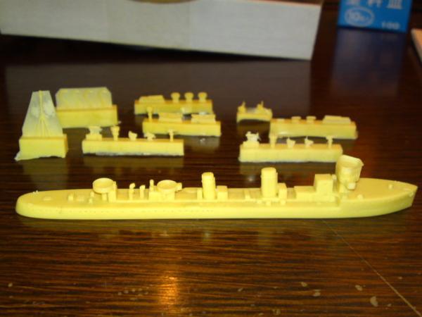 ラ・アーセナル 水雷艇TA-20その2