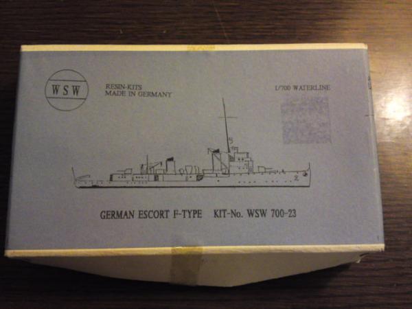 WSW 護衛艦F-TYPEその1