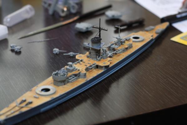ピットロード 装甲艦アドミラル・グラーフ・シュペーその11