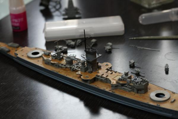 ピットロード 装甲艦アドミラル・グラーフ・シュペーその10