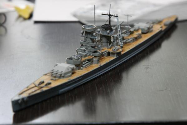 ピットロード 装甲艦アドミラル・グラーフ・シュペーその13