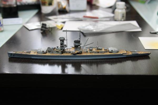 ピットロード 装甲艦アドミラル・グラーフ・シュペーその12