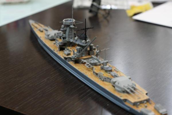 ピットロード 装甲艦アドミラル・グラーフ・シュペーその14