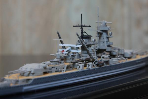 ピットロード 装甲艦アドミラル・グラーフ・シュペーその16