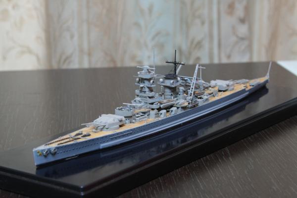 ピットロード 装甲艦アドミラル・グラーフ・シュペーその20