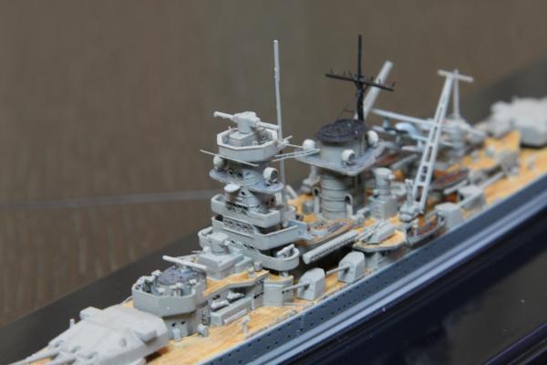 ピットロード 装甲艦アドミラル・グラーフ・シュペーその21