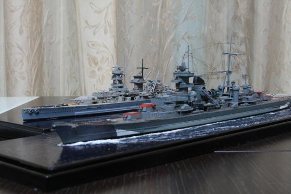 ピットロード 装甲艦アドミラル・グラーフ・シュペーその25