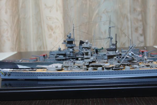 ピットロード 装甲艦アドミラル・グラーフ・シュペーその26