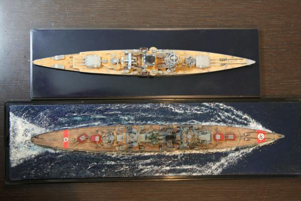ピットロード 装甲艦アドミラル・グラーフ・シュペーその24