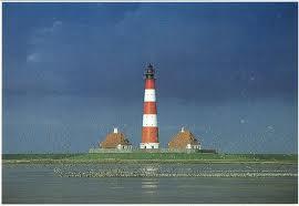westervehersand leuchtturm
