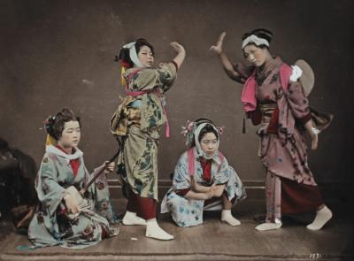 geishas 400