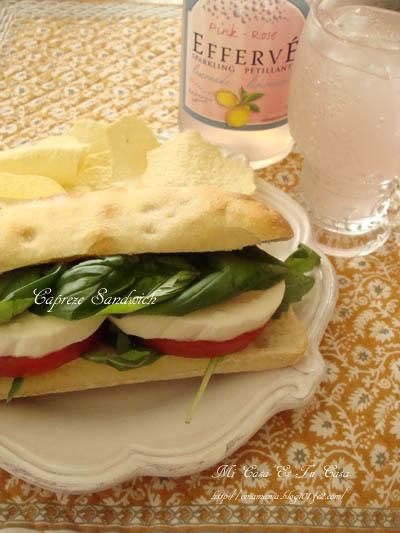 Capreze Sandwich