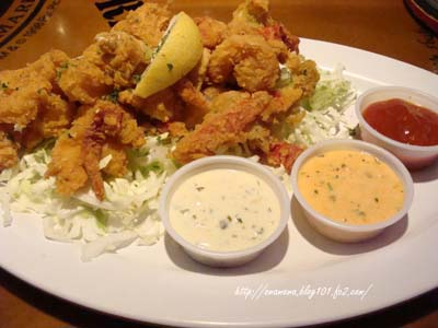 Popcorn Shrimps