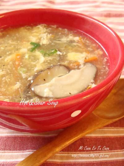 HotSour Soup