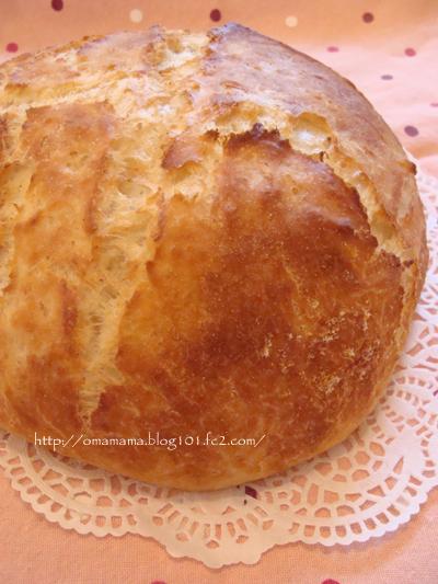 Sour Cream Bread