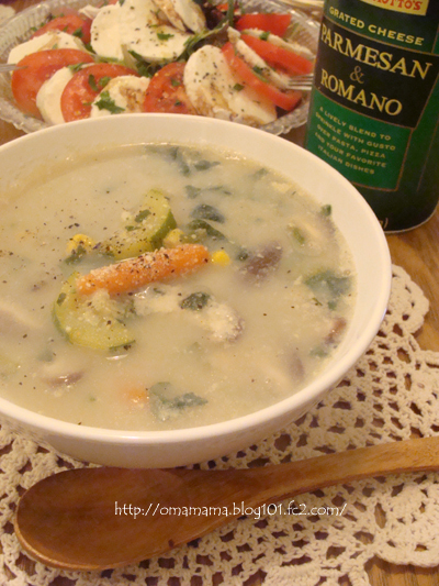 Soy-milk Soup