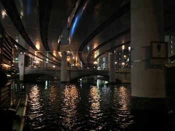 日本橋川クルーズ