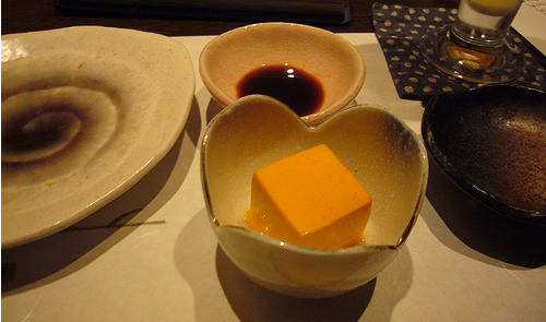 437うに豆腐