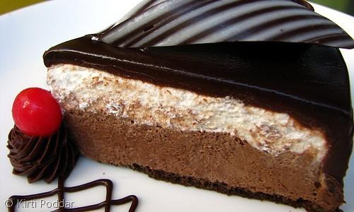 567チョコレートケーキ