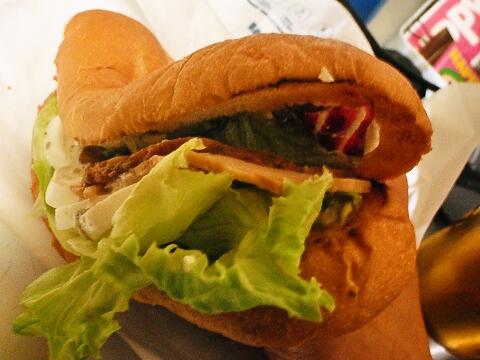 ミラノサンド・やわらかチキンと半熟タマゴ@ドトール