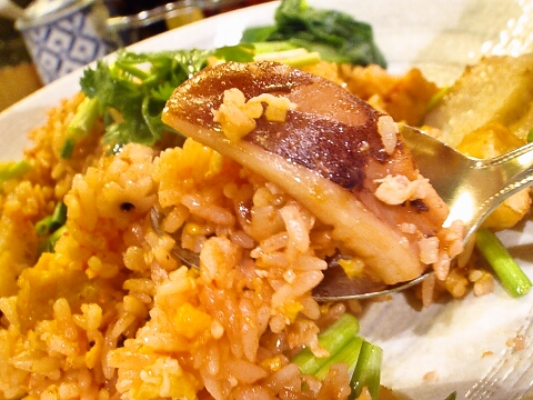 イェンタホー炒飯@Thai kitchen5(池袋)