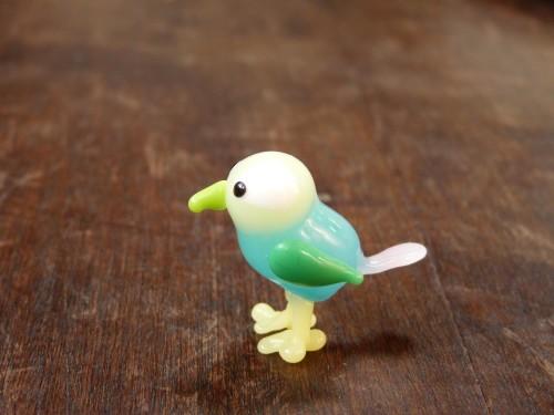 ガラス細工-鳥・その12-1