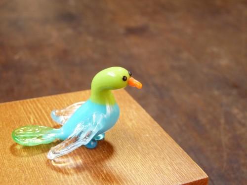 ガラス細工-鳥・その25-1