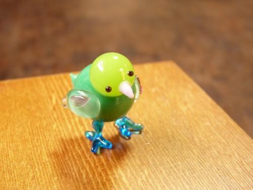 ガラス細工-鳥・その26-1