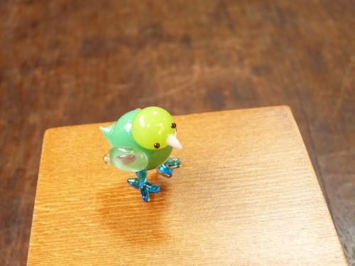 ガラス細工-鳥・その26-3