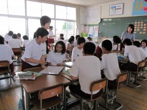 授業参観5