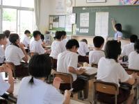 授業参観4