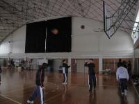 バスケ朝練習3