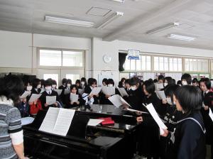 校歌練習4